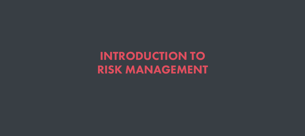 introduction-to-risk-management
