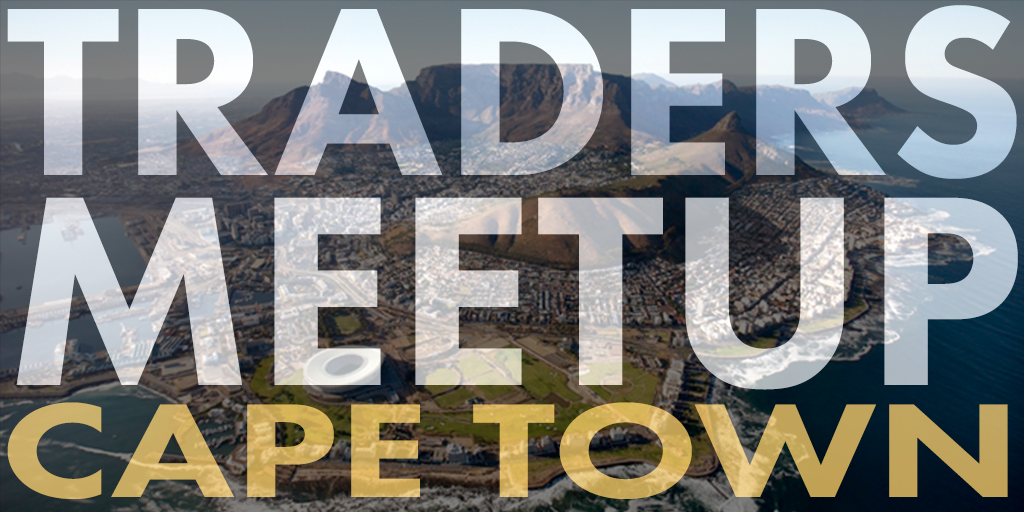 TRADERS MEETUP CAPE TOWN