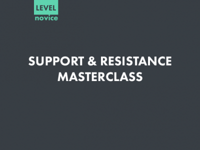 SUPPORT & RESISTANCE MASTERCLASS