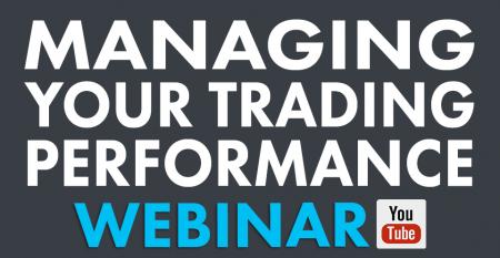 Managing Trading Performance