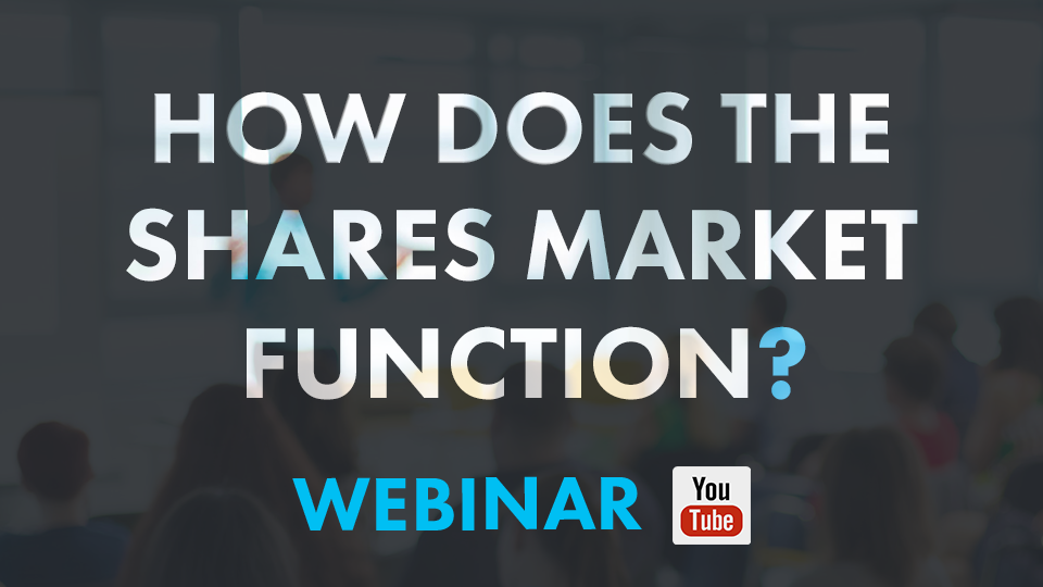 How do equity markets work? How does the shares market function?