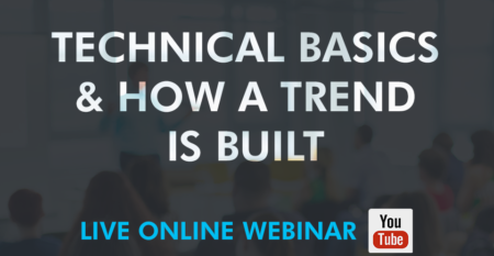 Webinar 9 – Technical Analysis basics and how a trend is built